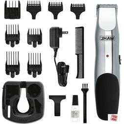 Wahl Beard and Mustache Trimmer Cordless Rechargeable Hair C