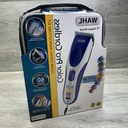 Brand NEW Wahl Color Pro 21-Piece Cordless Hair Clipper Set