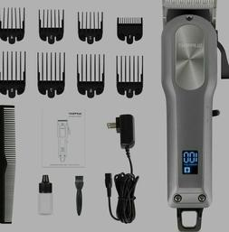Cordless Hair Clippers for Men SUPRENT, Professional Hair Cu