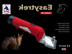 Cordless horse clippers horse care grooming full clipping 1