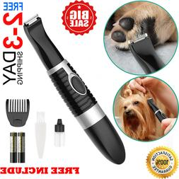 oneisall Dog Grooming Clippers,Cordless Small Pet Hair Trimm