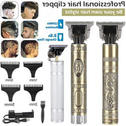Hair Trimmer Clippers Shaving Machine Cutting Beard Cordless