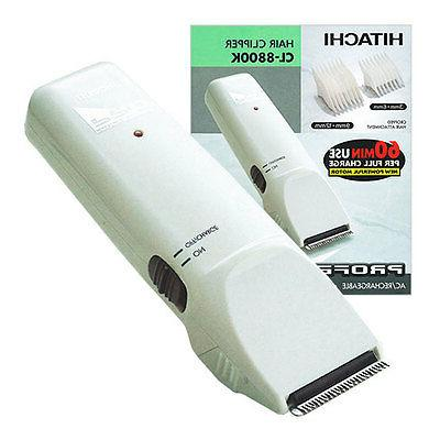 2clippers cl 8800k professional rechargeable hair trimmer
