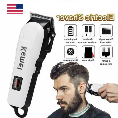 pro hair clippers trimmer kit hair cutting
