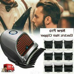 Mini Rechargeable Washable Electric Hair Clipper Trimmer Cor