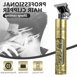 New Cordless Zero Gapped Hair Trimmers Portable Strong Hair