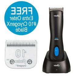 Oster Pro 3000i Cordless Clipper for Grooming with #10 Blade