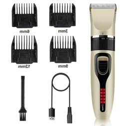 Professional Electric Hair Clippers Trimmer Cutting Machine