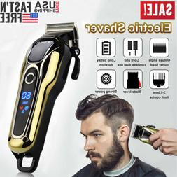 Kemei Professional Electric Men Hair Clipper Shaver Trimmer