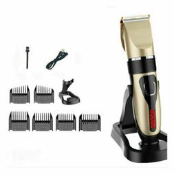 Professional Hair Clippers Mens Barber Trimmer Hair Cutting