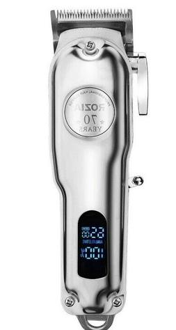 🇺🇸Men's Hair Clippers.Cordless. Titanium Blade. Ship